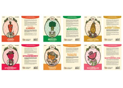 Baker Creek Seed Packets