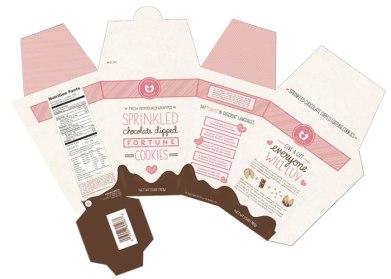 Fortune Cookie Packaging