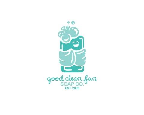 Good Clean Fun Co. Logo