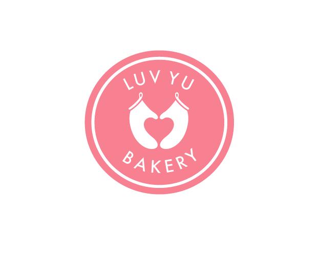 Luv Yu Bakery Logo