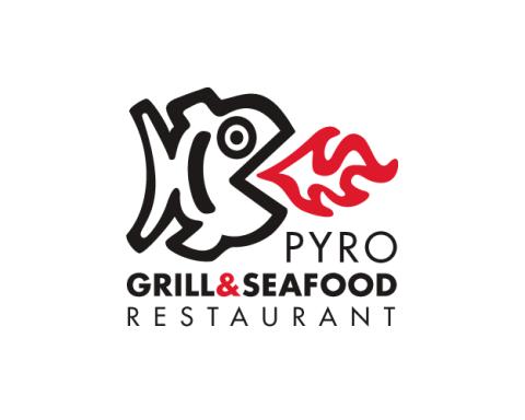 Pyro Grill & Seafood Restaurant Logo