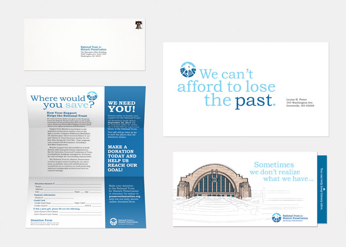 National Trust Direct Mail