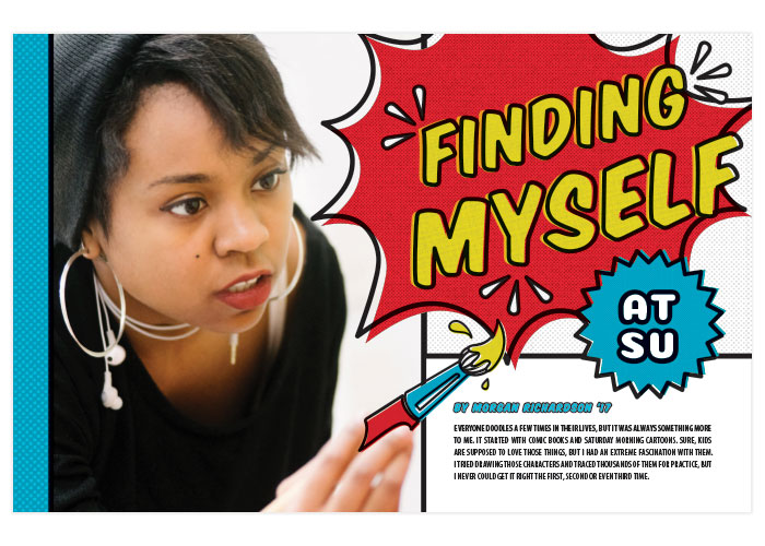 Currents | Finding Myself at SU