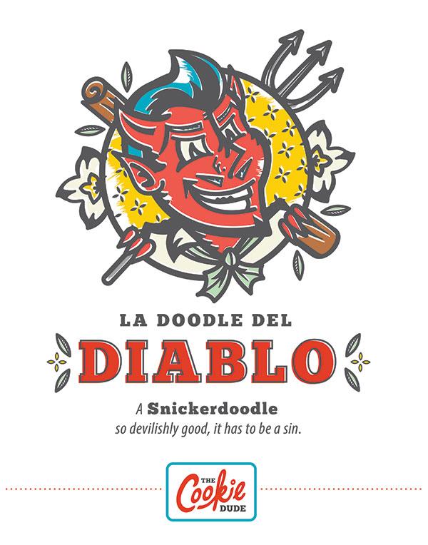 La Doodle Del Diablo