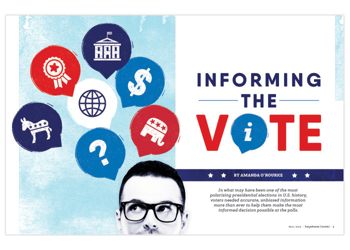 Currents | Informing the Vote