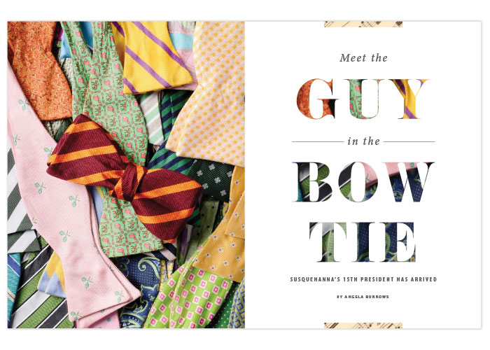 Currents | Meet the Guy in the Bow Tie