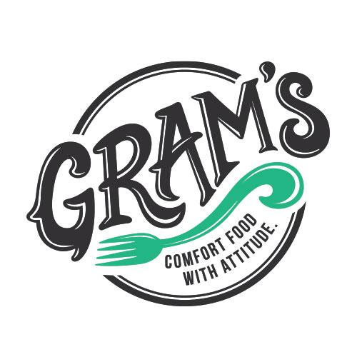 Gram's Full-Color Logo